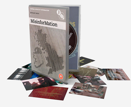 MisinforMation DVD
